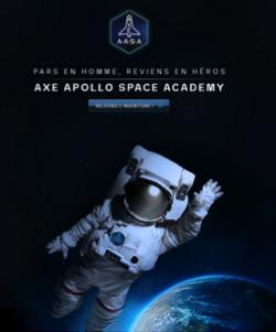 Axe Apollo : Pars en homme, reviens en héros !