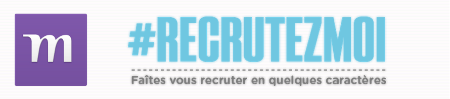 #recrutezmoi