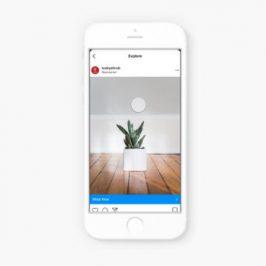 """Instagram introduit la publicité dans la rubrique """"Explore"""""""