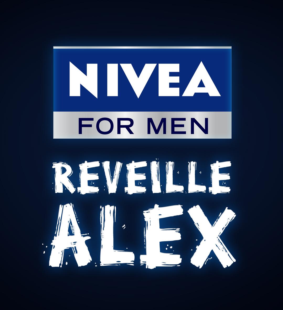 NIVEA FOR MEN lance une expérience vidéo interactive autour du réveil !