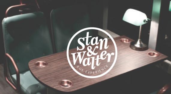 Stan & Walter : Et si on faisait la fête dans un bus ?