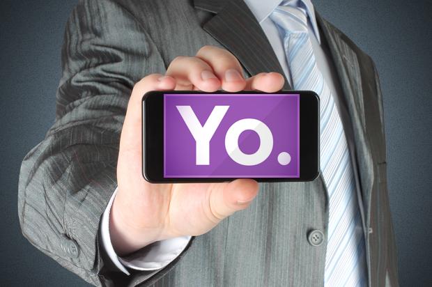 Yo ! – Application mobile – La communication purement contextuelle