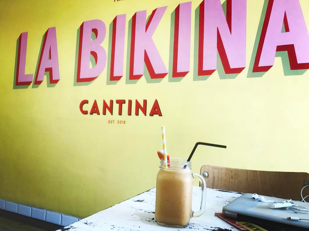 officeoftheday in lascanteras laspalmas grancanaria to the bikina restaurant withhellip