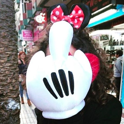 Guess who I am ? carnaval minimouse mickey mickeymouse miniehellip
