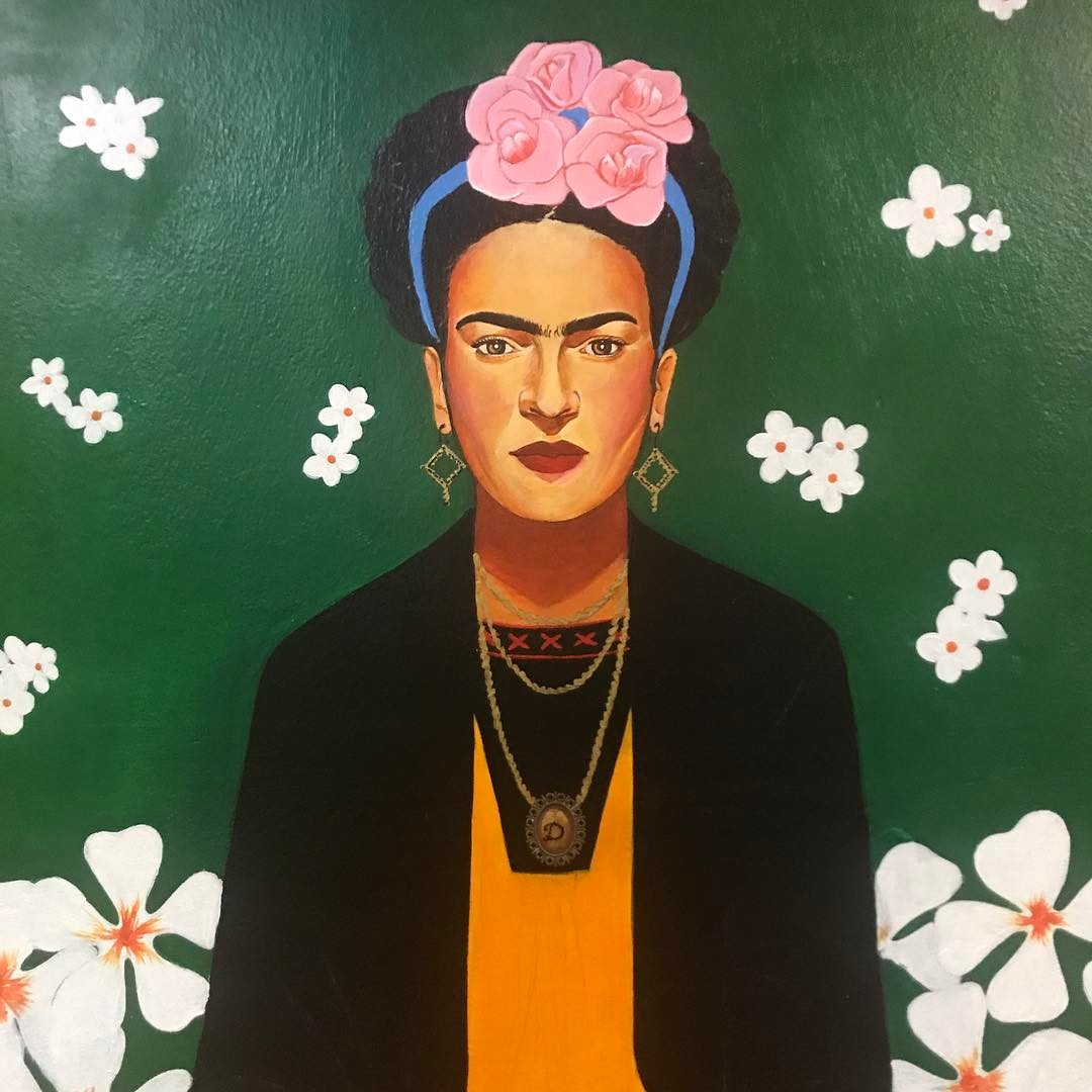 painter fridakahlo kahlo instapicture painters mexicanfood mexicangirls mexicanrestaurant artist fridakhalohellip