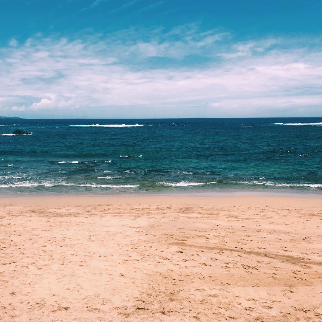 Face  la mer! laspalmas lascanterasbeach lascanteras beach digitalnomadlife digitalnomadshellip