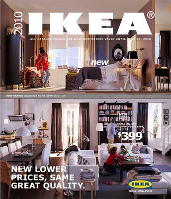 le nouveau catalogue ikea 2010 est en ligne tendances com. Black Bedroom Furniture Sets. Home Design Ideas