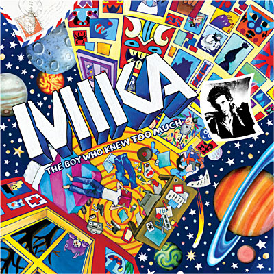 Mika_The_Boy_who_Knew_too_Much_album