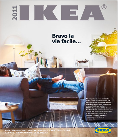 le catalogue ikea 2011 est en ligne tendances com. Black Bedroom Furniture Sets. Home Design Ideas