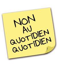 Monoprix: La campagne «NON AU QUOTIDIEN !»