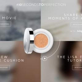 Lancôme – Miracle Cushion – #10secondstoperfection