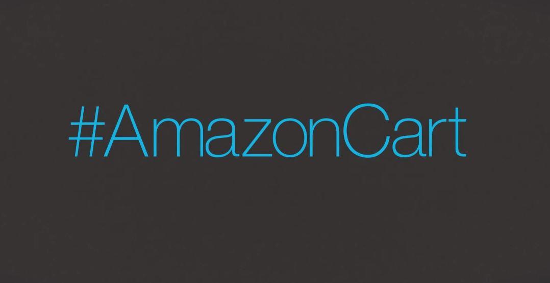 #Amazon Cart