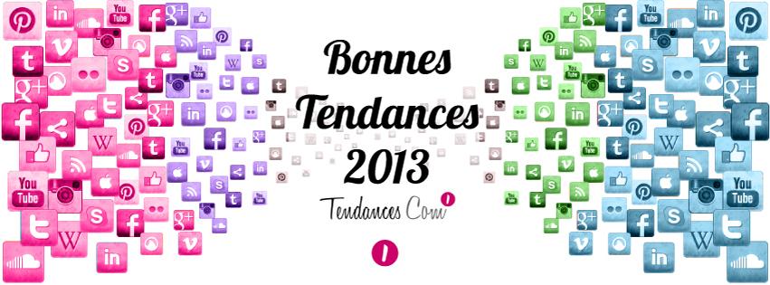 Les bonnes tendances social media 2013 par 10 experts !!