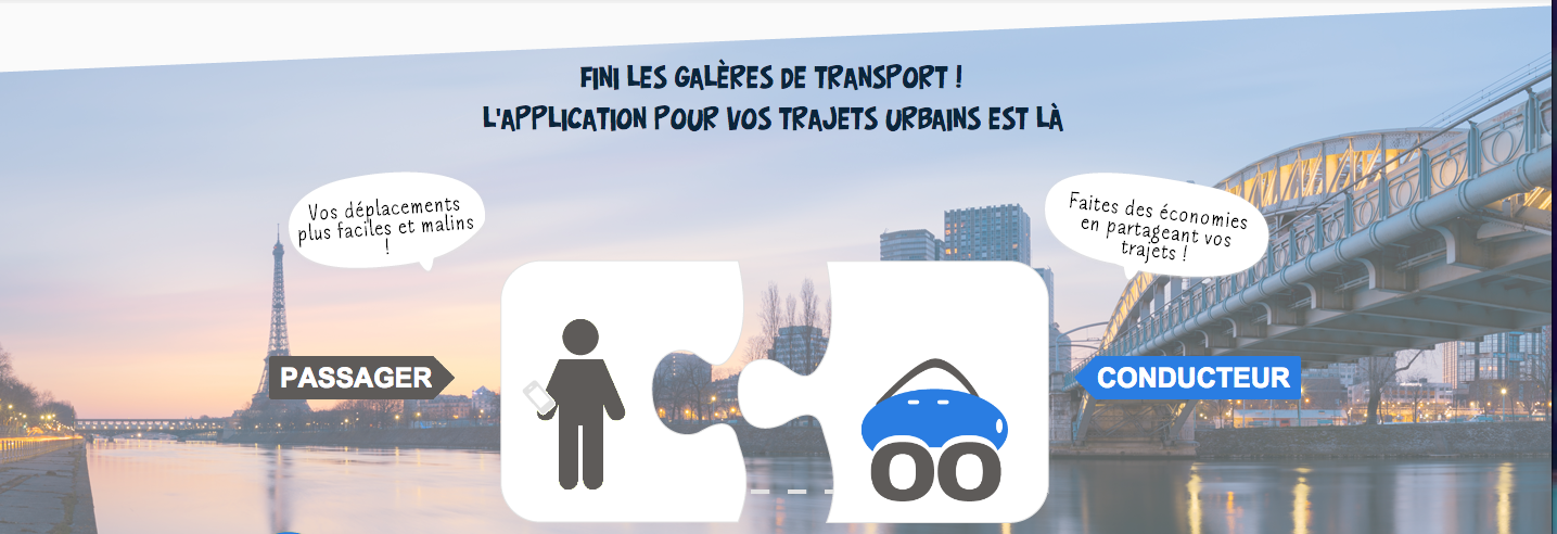 Application Citygoo : un intelligent mélange entre les solutions VTC et covoiturage