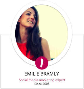 Emilie bramly social media expert freelancer
