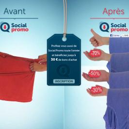 Social Promo : le nouveau groupon du social commerce
