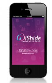 WiShide : Nouveau réseau mobile pour déclarer sa flamme… ou pas…