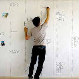 Timeline Facebook Page Design