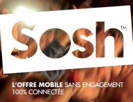 Rejoignez la mobile Sosh'iety!
