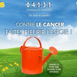 Une jonquille pour Curie : faites fleurir l'espoir!