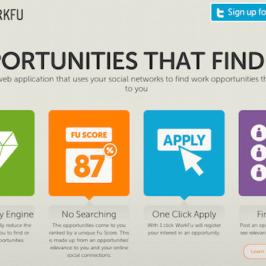 Trouvez un emploi en communication sur les réseaux sociaux grâce à WorkFu