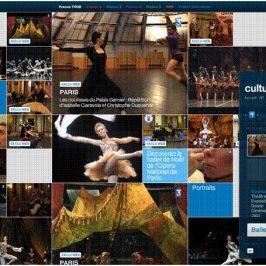 Culture box, le nouveau portail interactif de france 3