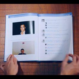 Quand Facebook devient un livre : données personnelles