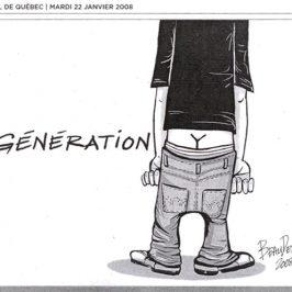Planning stratégique : La génération Y