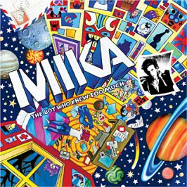 MIKA est de retour avec THE BOY WHO KNEW TOO MUCH