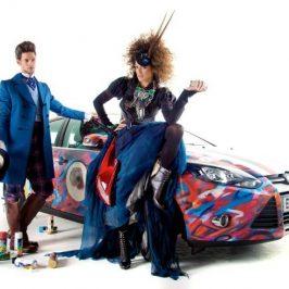Ford fait de la mode…