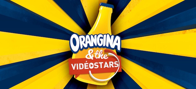 Orangina & The VideoStars !