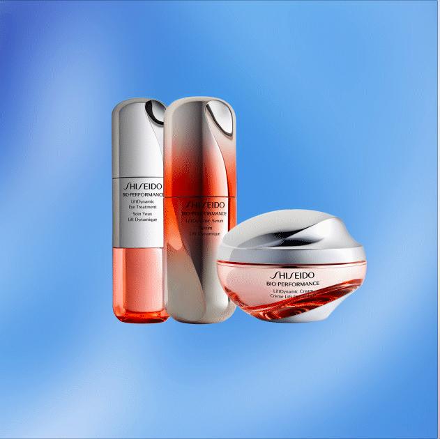 Shiseido – #ShiseidoNoGravity