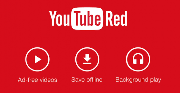 YouTube launch a paid version : YouTube Red